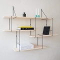 Iron Shelves